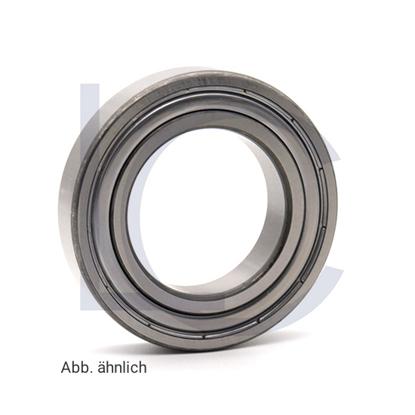 Rillenkugellager 16001-2Z NKE 12x28x8 mm