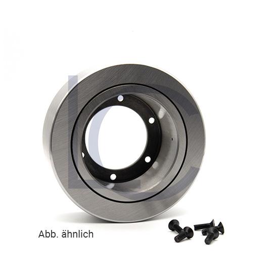 Radiallager für Ausschubrolle BUL0700_R 100x164,8x65 mm