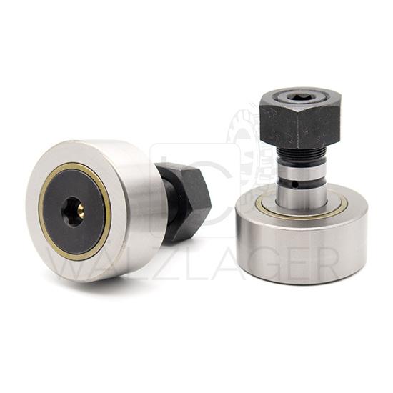 Kurvenrolle NUKR62-NMT NKE 24x62x80 mm