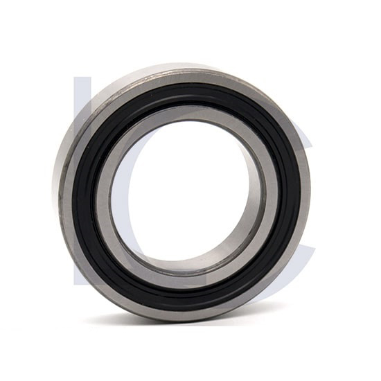 Rillenkugellager 6012-RSR-C3 NKE 60x95x18 mm