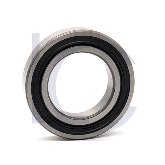 Rillenkugellager 6010-RSR NKE 50x80x16 mm