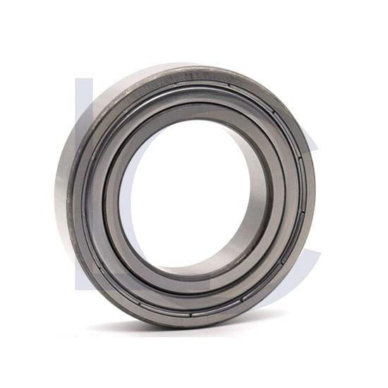 Rillenkugellager 6006-2Z-C3 NKE 30x55x13 mm