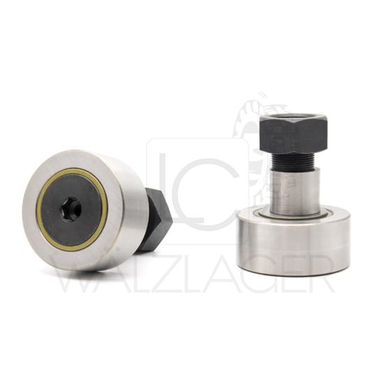Kurvenrolle NUKRE72-NMT INA 28x72x80 mm