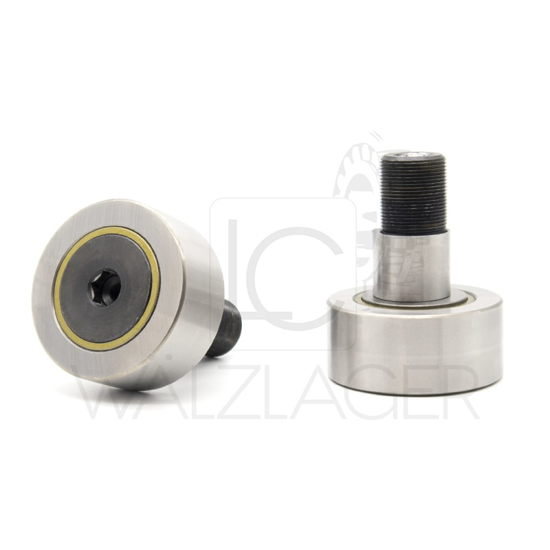 Kurvenrolle NUKRE62-X INA 28x62x80 mm
