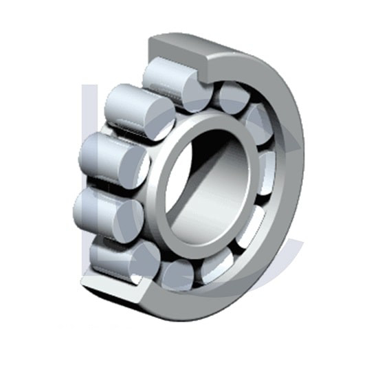 Zylinderrollenlager NJ217 ECP/C3 SKF 85x150x28 mm