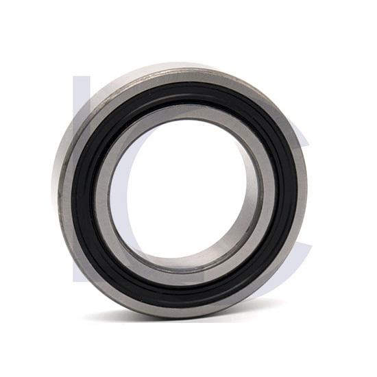 Rillenkugellager 6210-2RS2 NKE 50x90x20 mm