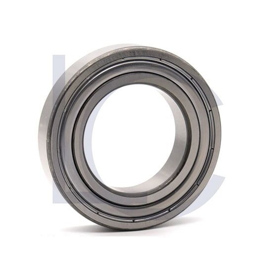 Rillenkugellager 6211-2Z SKF 55x100x21 mm